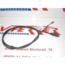 CABLE FRENO TRASERO de repuesto de una moto PEUGEOT ELYSEO 50 CC 2001