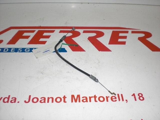 CABLE APERTURA ASIENTO de repuesto de una moto PEUGEOT VIVACITY 50 2007