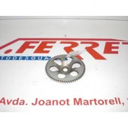 CORONA ARRANQUE de repuesto de una moto PEUGEOT JET FORCE 50 CC TSDI 2003