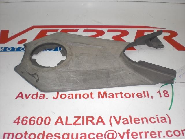 CENTRAL FUEL TANK COVER (BURNT BY THE SUN) of PEUGEOT JET FORCE 50 CC TSDI