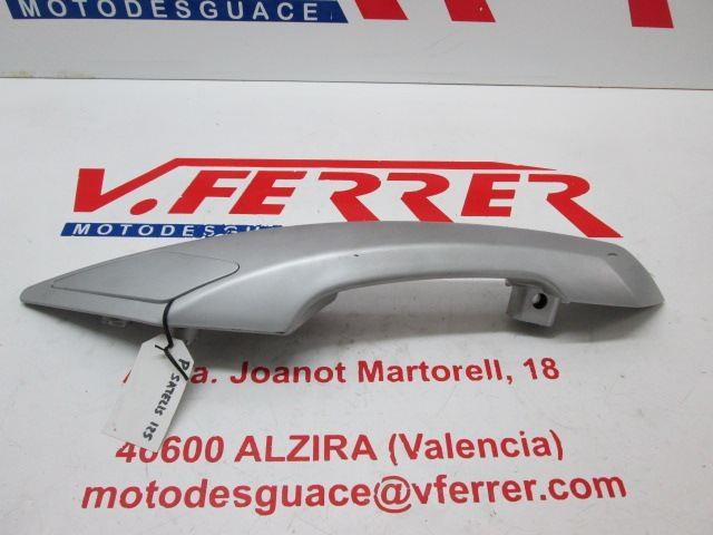 ASIDERO IZQUIERDO de repuesto de una moto PEUGEOT SATELIS 125 2007