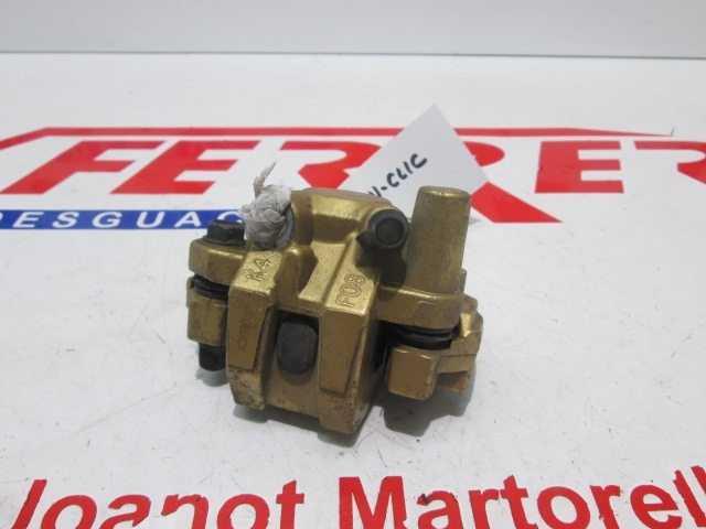 FRONT BRAKE CALIPER of scrapping a motorcycle PEUGEOT VCLIC 50 2010