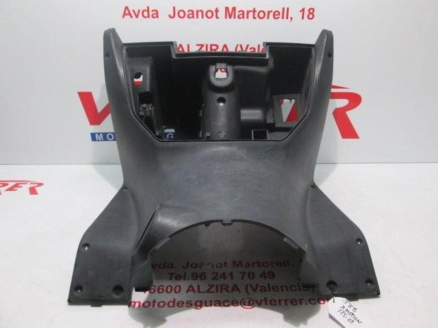 CONTRAESCUDO de repuesto de una moto TGB X MOTION 125 2009