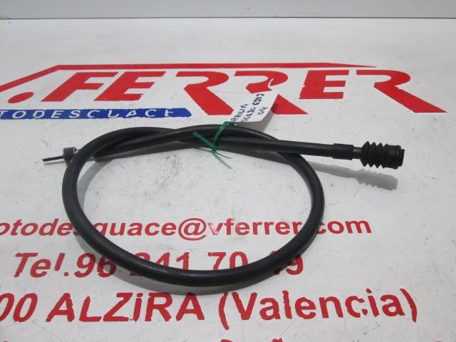 CABLE REENVIO KM de una APRILIA PEGASO 650 2004