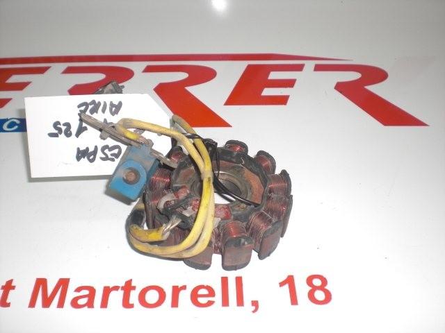 STATOR de repuesto de una moto PIAGGIO VESPA ET4 125CC 2003