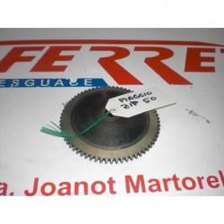 POLEA FIJA VARIADOR COMPLETA de repuesto de una moto PIAGGIO ZIP 50 2003