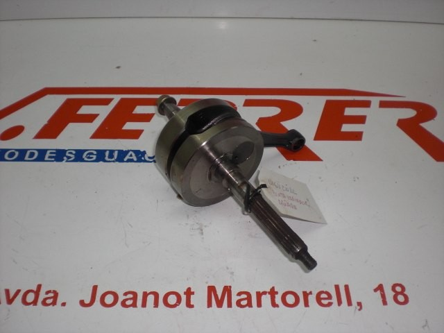 CRANKSHAFT (DAMAGED DRIVE PUNTA) 50 4T PIAGGIO FLY with 3166 km.
