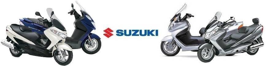 SUZUKI BURGMAN used parts