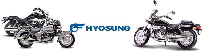 HYOSUNG GV AQUILA used parts