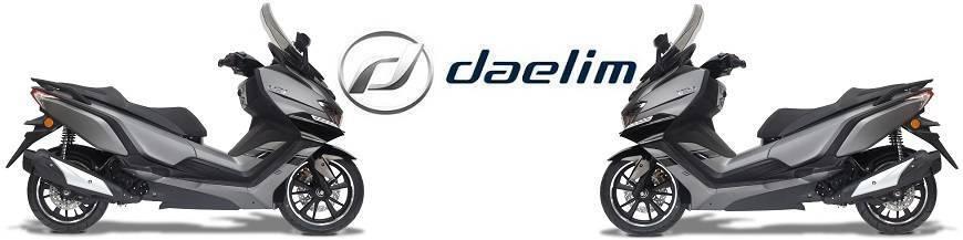 DAELIM XQ1 used parts