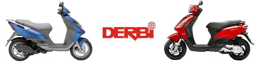 DERBI BOULEVARD used parts