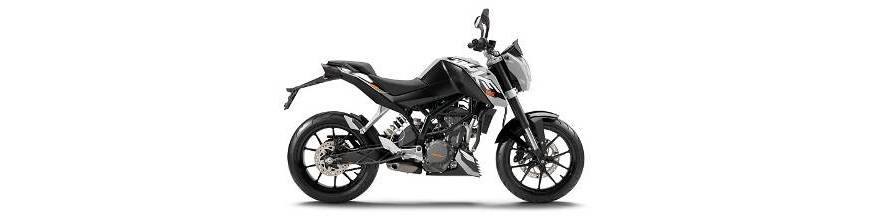DESPIECE KTM DUKE 125 2012