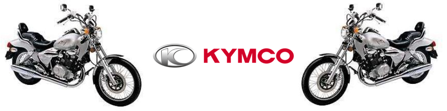KYMCO ZING II used parts