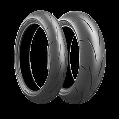Battlax R11 Bridgestone, rear - front set tyres