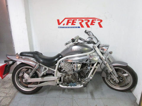 Used parts Hyosung Aquila 650 2007 - right side