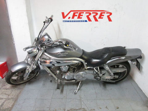 Used parts Hyosung Aquila 650 2007 - left side