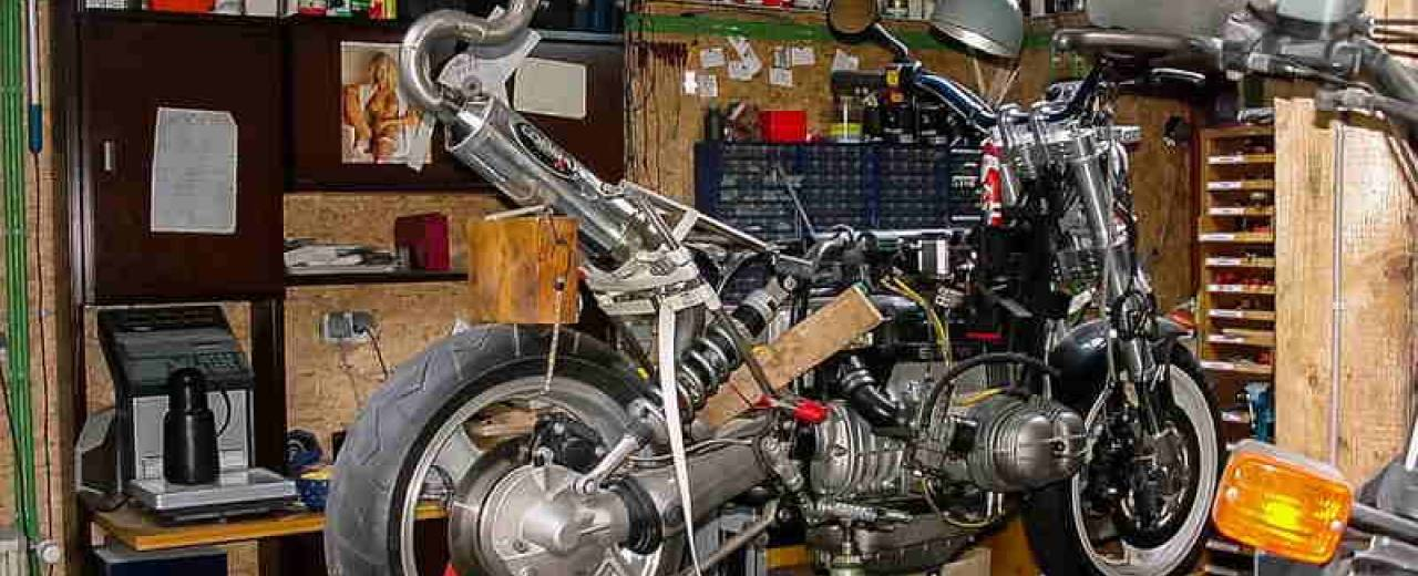 Tips for a prepared motorcycle handyman