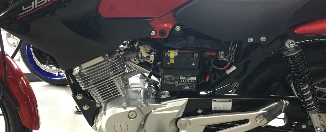 Do you take care of your motorcycle battery?