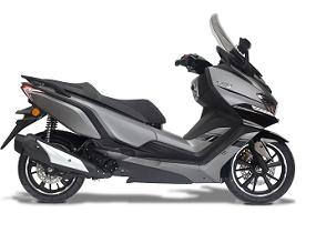 Recambio usado original despiece moto Daelim XQ1 125 ABS del año 2008