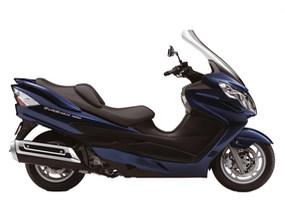 Repuestos usados Suzuki Burgman 400 del 2008