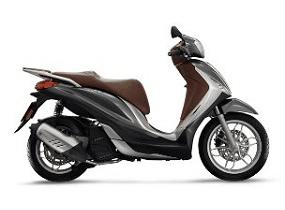 Recambios usados para una scooter Piaggio Medley 125cc del 2016