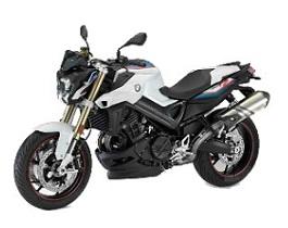 Despiece moto BMW F800 R 2017