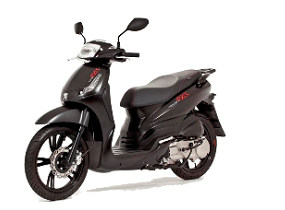 Despiece moto Peugeot Tweet RS 125 2013