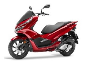 2018 Honda PCX 125 second hand parts