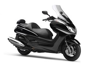 Motodesguace de una Yamaha Majesty 400 2007